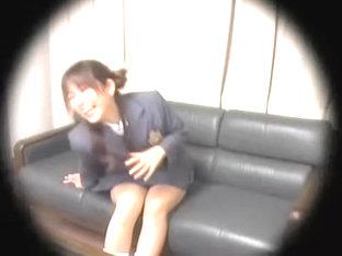 Hairy Teen Creampied In Spy Cam Japanese Hardcore Video