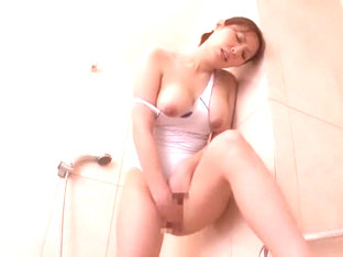 Exotic Japanese Slut Yuna Shiina In Hottest Masturbation, Solo Girl Jav Video