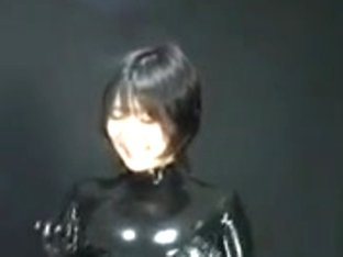 Japanese Latex Catsuit 58