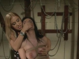 A Dirty Dungeon With Hot Dominatrix Nikky Thorne