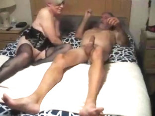 Cuckold Senior  Couple