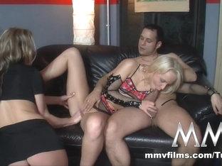 Hottest Pornstar In Exotic Group Sex, German Sex Clip