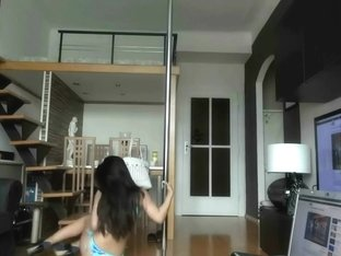 Hottest Ass Pop Web Camera Panty Record
