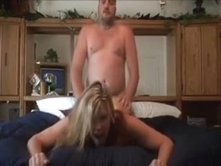 Noisy Sex With Big Ass And Tits Wife.
