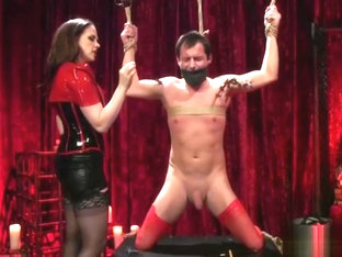 Sexy Mistress Loves Whipping And Spanking
