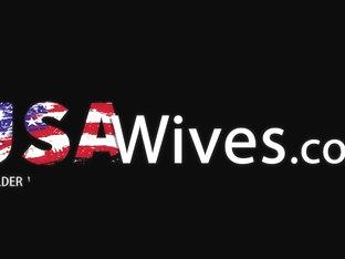 Usawives Penny Jones Mature Solo Masturbation