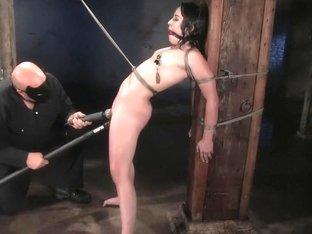 Hottest Fetish Porn Movie With Exotic Pornstar Alexa Von Tess From Waterbondage