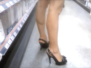 Sexy French Pharmacist In Heels (part 3)