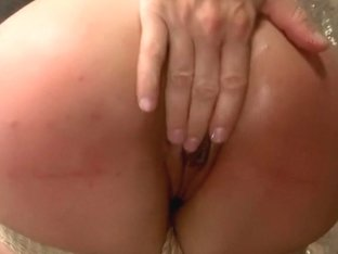 Exotic Rope Slut Shows Off Her Gushing Cunt
