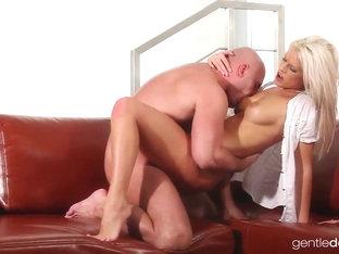 Horny Pornstar Blanche Bradburry In Best Czech, Babes Sex Movie
