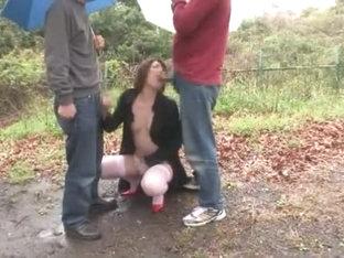 Hottest Japanese Whore Ryo Sena In Exotic Doggy Style, Stockings/pansuto Jav Movie