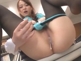 Fabulous Japanese Girl Saki Asahina, Mai Yuzuki In Amazing Office, Doggy Style Jav Clip
