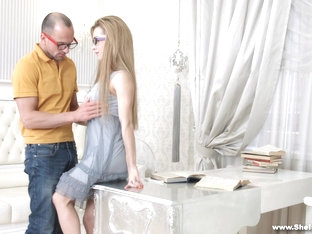 She Is Nerdy - Sonya Sweet - Nerdy Sex Dream