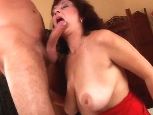 Granny Fingers Her A-hole During The Time That This Babe Acquires Drilled