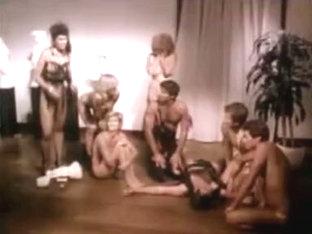 Ten Little Maidens