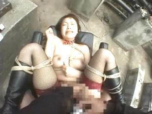 Hottest Japanese Model Marie Kurosawa In Exotic Stockings/pansuto, Outdoor Jav Video