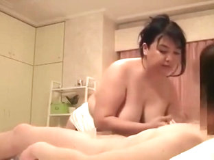 Japanese MILF Girl Sexual Service