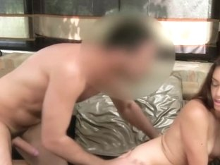 Sweet Petite French Teen Getting Assfucked