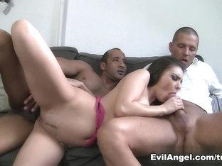 Exotic Pornstars Tony Brooklyn, Thomas Stone In Horny Anal, Dp Porn Scene