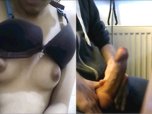 Flashing Phimosis Cock #10