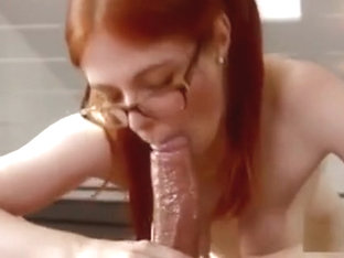 Shocking Teenager Having Throat Deeply Throated