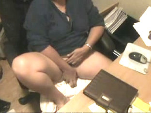 Fat Wife Plays Hard In A Hidden Camera Masturbation Video