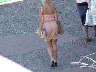 Jiggle Dress Ass