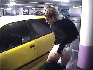 Ex GF In A Public Parking