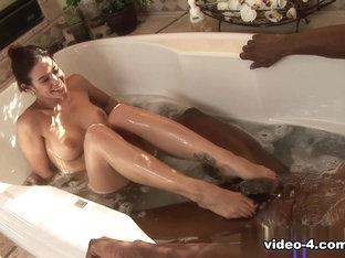 Incredible Pornstar Ryder Skye In Crazy Interracial, Redhead Porn Video