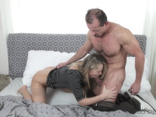 Fabulous Pornstars Susana Spears, George In Hottest Blonde, Cumshots Porn Video