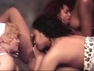 Lesbians Orgy