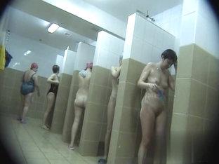 Hidden Cameras In Public Pool Showers 395