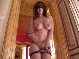 Best Pornstar Lataya Roxx In Crazy Solo, Masturbation Porn Scene
