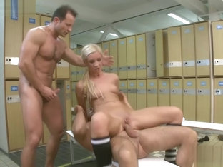 Cameron Gold Locker Room Dp