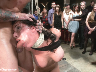 Penthouse Pet, Bound, Ass Fucked  Fisted, Ded, Made To Squirt - Publicdisgrace