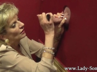 Derby Gloryhole Club Party & Part Two - Ladysonia