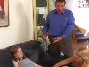 Don Hollywood Loves To Stuff His Cock Inside The Babysitter