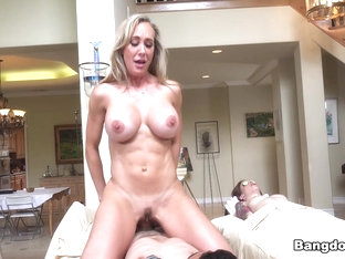 Brandi Love In Brandi's Happy Ending - Bangbros