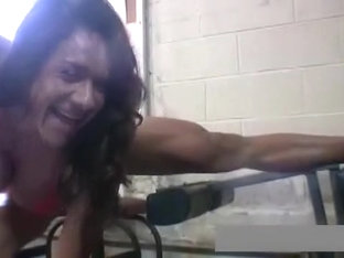 Amazing Homemade Solo Girl, Muscular Women XXX Movie