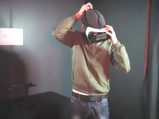 Virtual Reality Ramming Feels Better Than The Real Thing