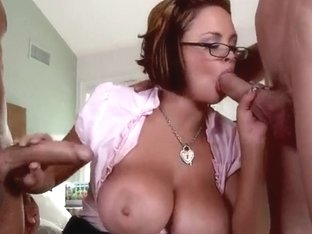 Katie Kox Working With Two Hard Daggers At The Same Time