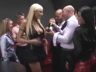 Exotic Pornstar In Crazy European, Blonde Porn Scene