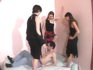 Trample By 3 Cruel Ladies