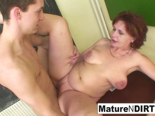 Student Fucks His Much Older Teacher - Maturendirty