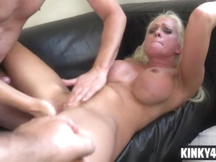 Hot Pornstar Domination And Swallow