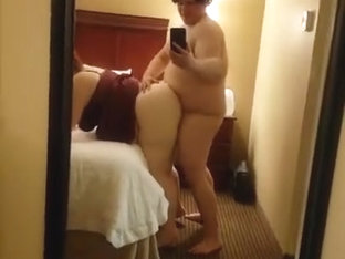 Fucking My Ssbbw Wife On Vacation! Pt 1