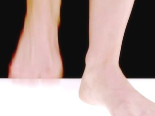 Kristina Roses Hot Lesbian Foot Show