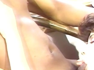 Black Dick Non Stop Pussy Working