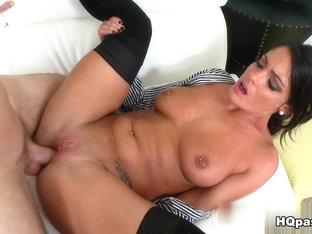 Fabulous Pornstar Levi Cash In Hottest Milf, Brunette Porn Clip