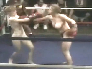 Bad Apple - Knockout Club Volume 11 (topless Boxing)